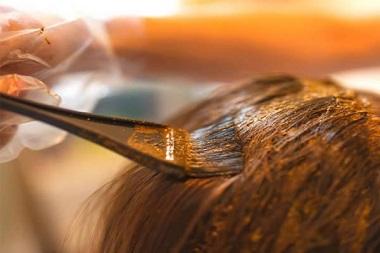 خواص حنا برای مو